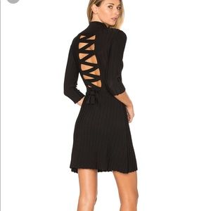 Sexy/professional For Love and Lemons Knitz dress
